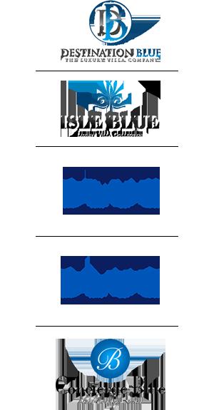Destination Blue Logos