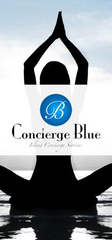 Concierge Blue